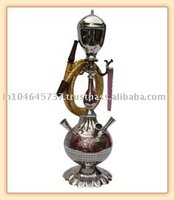 Hookah-replica gift item-antique piece made of brass