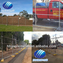 mobile fence/ easy installation fences/ mobile pet fence(factory)