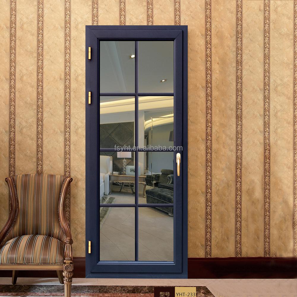 China supplier aluminum frame casement window and door for Buy casement windows