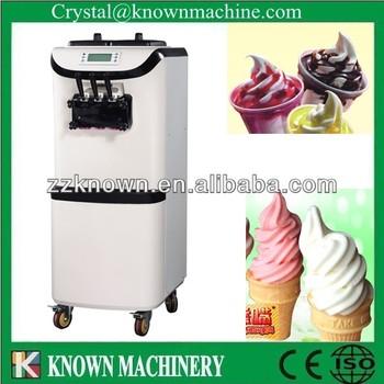 frozen yogurt machine price