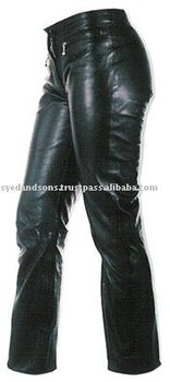 Leather Pants Art No: 1164