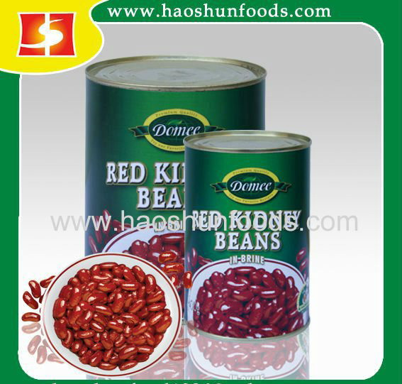 Canned Red Kidney Beans In Brine Canned Beans