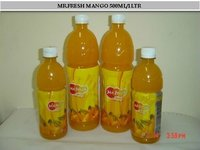 Fruit Juice Beverages in Pet Bottles