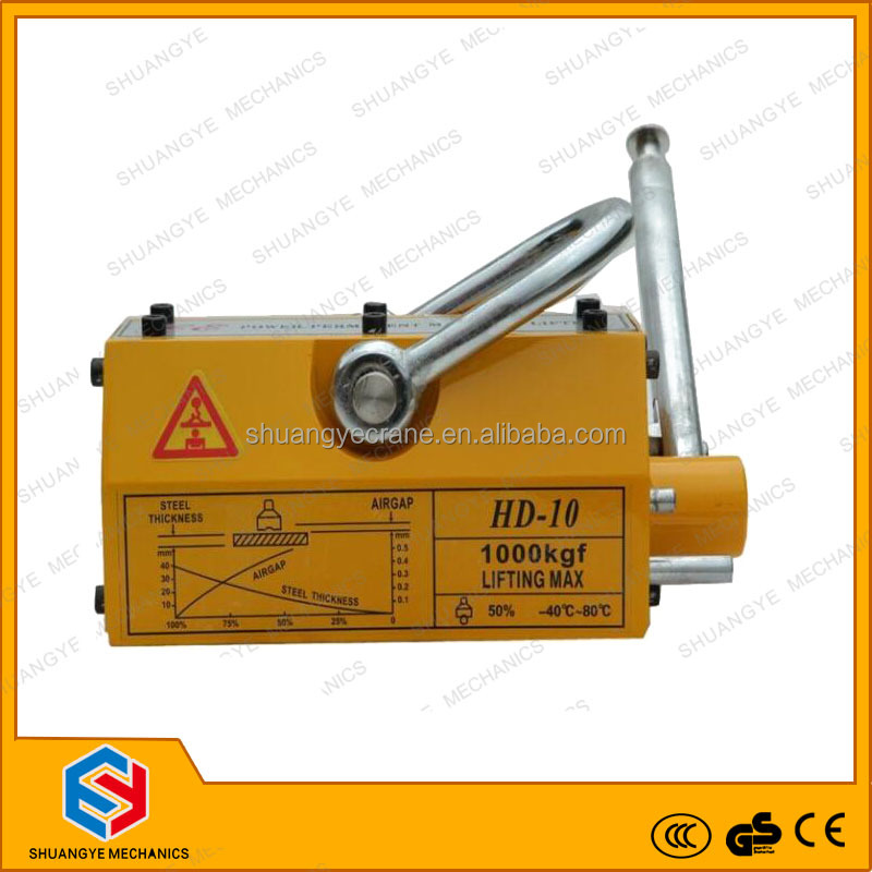 Switchable Lifting Magnet with max full force