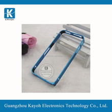 [kayoh] plum buckle metal bumper case for iphone 4, hybrid metal bumper case, bamboo pattern metal bumper