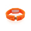 Fashion LED watch usb/silicone wristband watch usb flash drive wrist watch 4gb