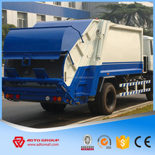 Dongfeng Quality 3 Ton Compactor Garbage Truck