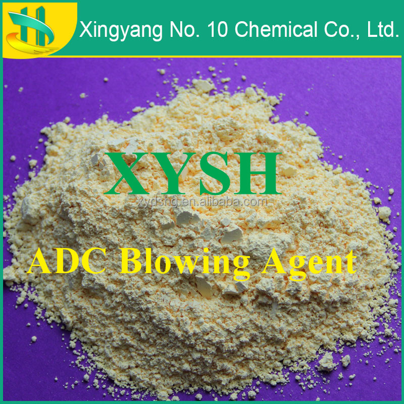 Hot Sale Top Grade Chemical Blowing Agents For Plastic <strong>Industry</strong>