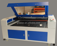 co2 laser cut neoprene fabric machine for sale