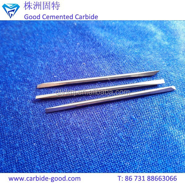 Wear tungsten pins for pearl drilling&tungsten carbide pins as pearl deep hole drill bits