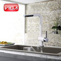 wall mount kitchen faucet with spray