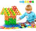 Hot Selling Kid Toy Daisy Bead Building Blocks,Wholesale China Plastic Building Block ,Intelligence Toy Educational Toy