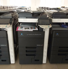 Used Copiers For Konica Minolta BizhubC650 C550 C451copier machine