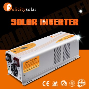 10000VA 48V Inverter to supply power with technical for solar energy home system 10kw from Guangzhou supplier by cargo plan