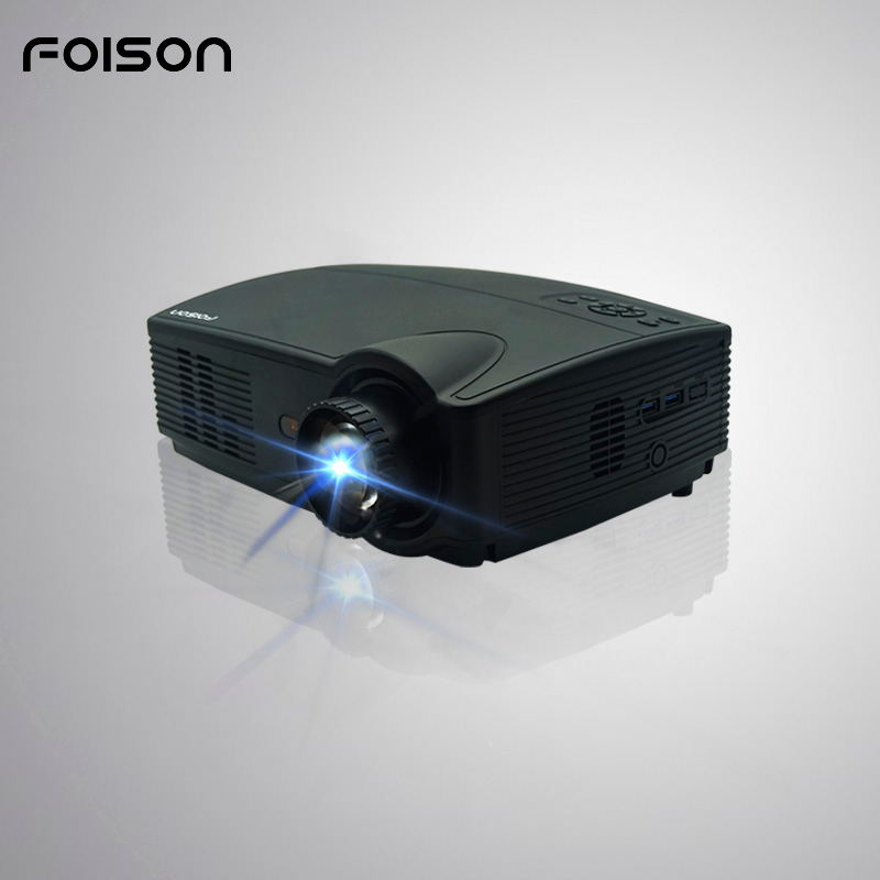 Hot sale use LED light source home theater mount fog lamps bluetooth portable projector