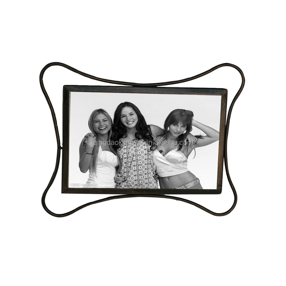 Fashion type matel Photo Frame