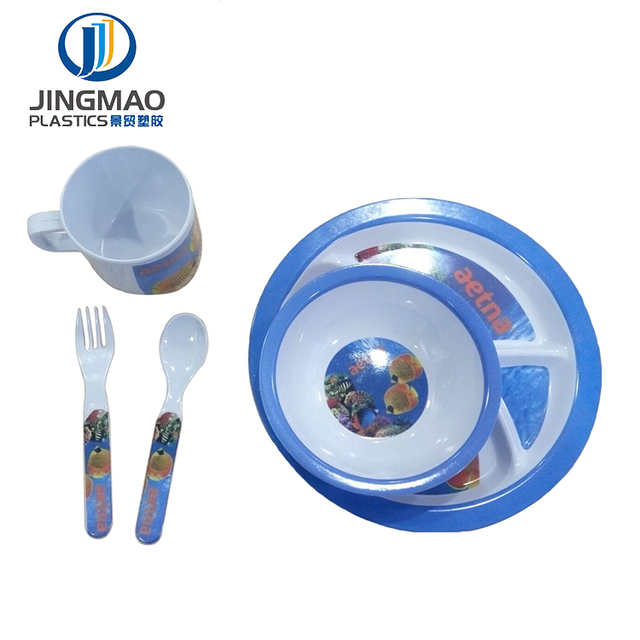 2017 best selling melamine dinnerware kids kitchen tableware sets  sc 1 st  Yuanwenjun.com & 2017 kids melamine tableware_Yuanwenjun.com
