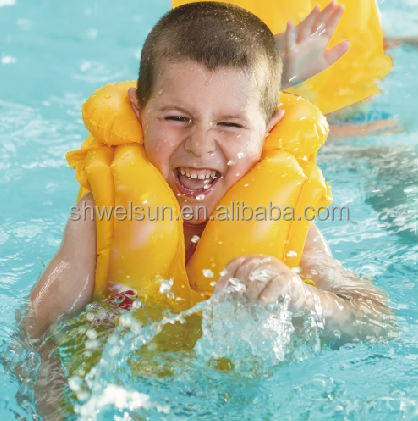 Popular Inflatable Swim Suit for swim learning