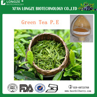 top quality 95% EGCG green tea extract / Green tea instant powder with free sample for test