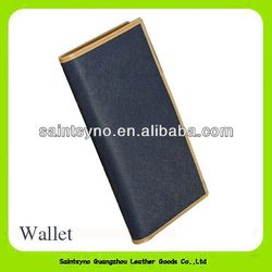 13258 Newest design nature leathet wallet