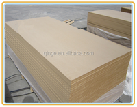 Melamine MDF Sheet /Raw MDF /Plain MDF 1220X2440X2.0-30mm