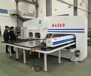 CNC turret punch press, CNC Hydraulic type mechanical type Hole Punch Press, CNC Turret Punching Machine
