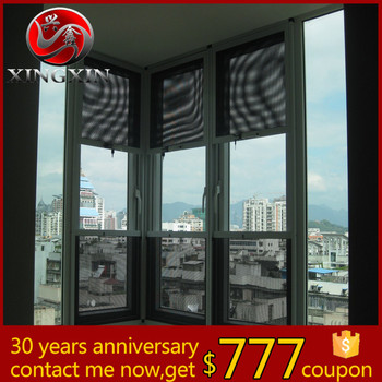 China supplier one way vision 304 316 stainless steel security window screen