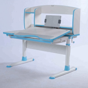 Height Adjustable Study Table And Chair