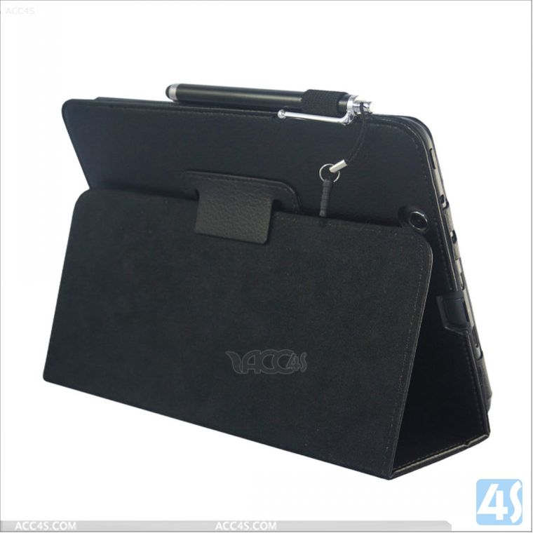 Folio cover Leather Case for Nextbook Premium 8HD