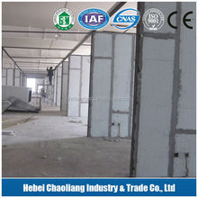Lightweight Fireproof Partition Board/ MgO Wall panel