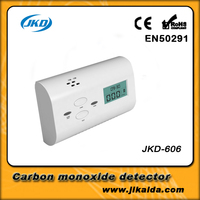 portable battery operated smoke and carbon monoxide detector