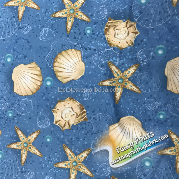 Promotional various durable using polyester spandex dress fabric