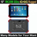 Cheap Factory 10 inch RK3099 Six-core 2.0Ghz 4gb ram 64gb rom 1920*1200 Pixels android rugged tablet embedded computer