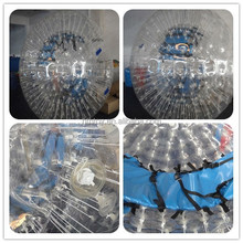 inflatable pvc small zorb ball