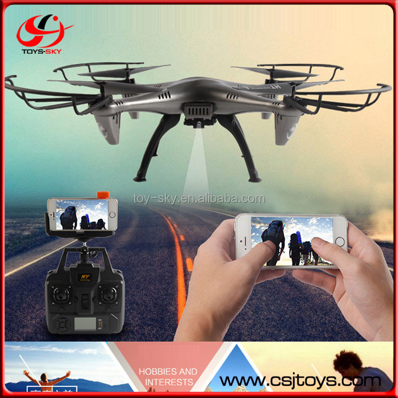 F801W High quality professional rc drones with wifi FPV hd camera propel rc helicopter parts Similar with Syma X5SW