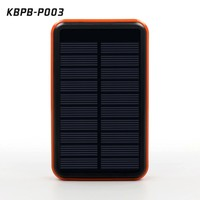 Alibaba express Water proof Solar POwer bank mobile charger 20000Mah capacity 1.5W solar panels