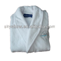 Wholesale Coral Fleece Bathrobe For Adults