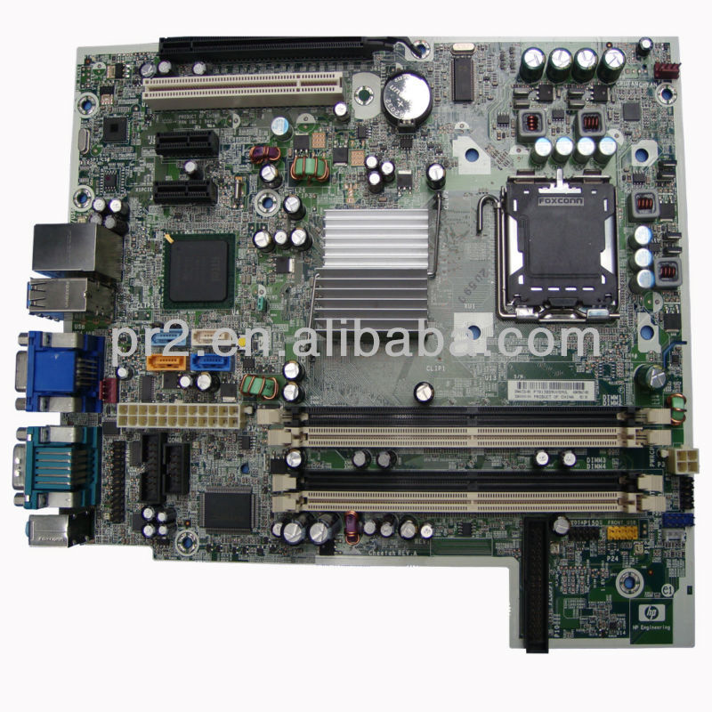 Computer mainboard for HP dc5800 SFF