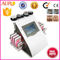 AU-61B lipoo laser kim 8 new cavitation rf vacuum weight loss slimming massage machine