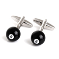 Black table tennis cufflinks amazon cufflinks