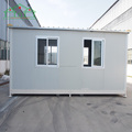 20ft low cost prefabricated living container house
