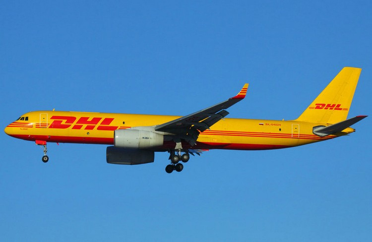 DHL international shipping rates from China to Israel