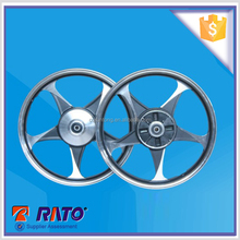 chongqing motorcycle parts 14 inch scooter rear wheel alloy wheels from china