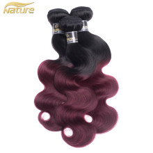 Made in China retailers general merchandise wanted 7a ombre body wave double weft virgin brazilian hair wholesale