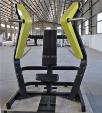 gym machine MND-G10 wide chest press body building machine