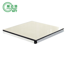 High quality white glossy hpl laminated plastic plywood sheet /HPL plywood