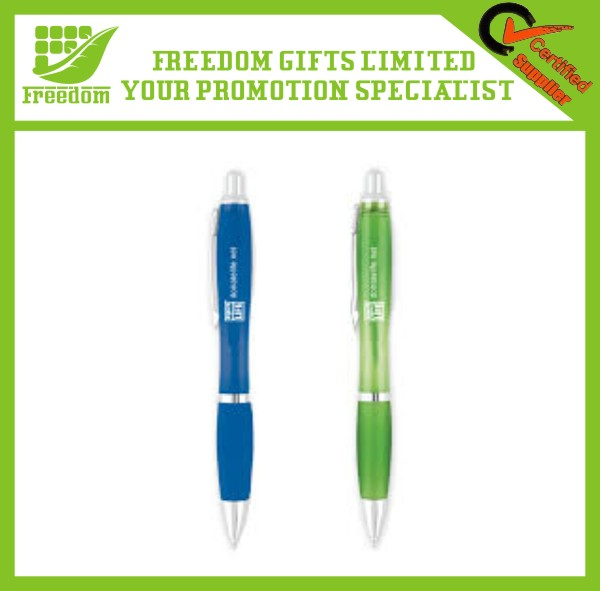 High End Plastic Ballpoint Pen For Advertising
