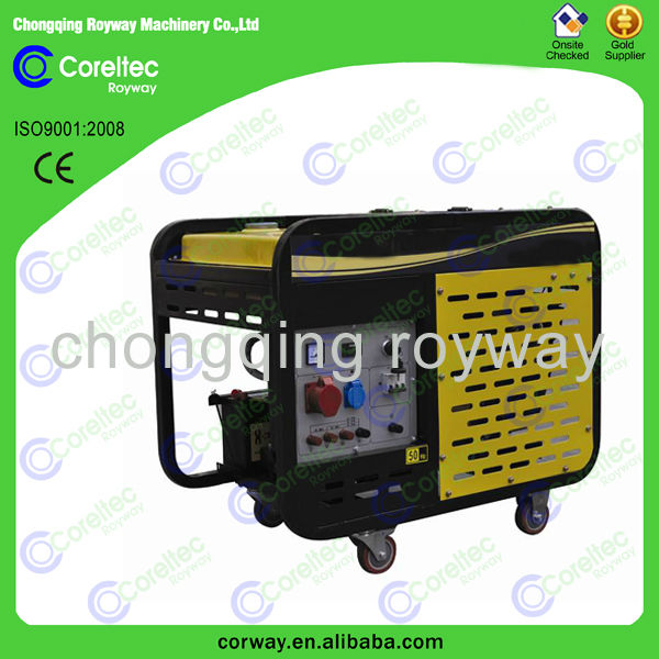 open/silent type single/three phase CE&ISO 30kva diesel generator price