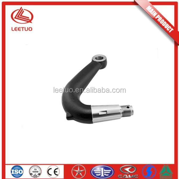 ISO/TS16949 Truck PARTS left Steel Steering Arm/Steering knuckle arm for SINOTRUK HOWO TRUCK