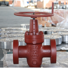 API 6A Expanding Gate Valve For Oil and Gas